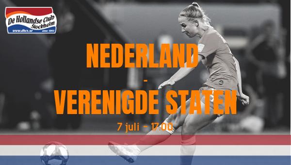 Nederland – Verenigde Staten (6)