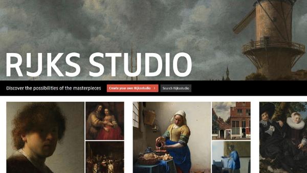 Rijksmuseum Speurtocht!