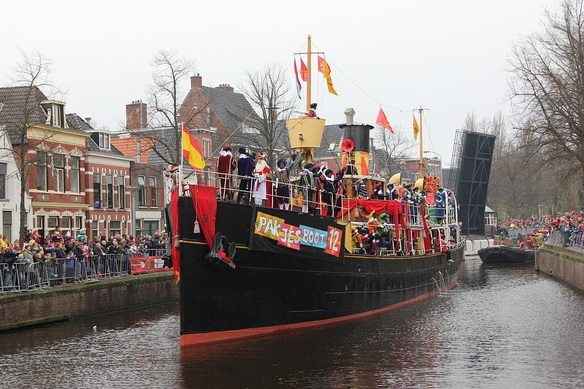 Intocht Sinterklaas 13 November